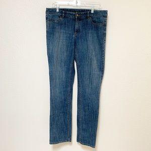 Michael Kors | Womens Straight Leg Jeans Size 10
